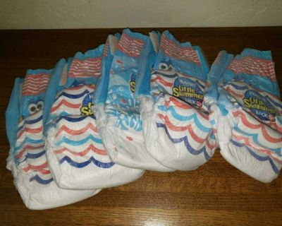 Free Swim Diapers with purchase
