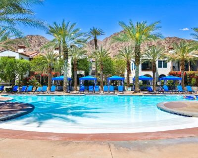 Best Location! Single Story Villa with 2-car Garage across from Clubhouse (C68-2) - La Quinta