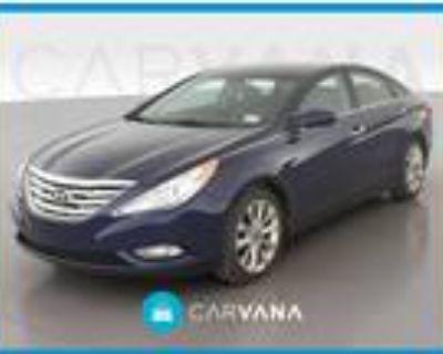 2013 Hyundai Sonata Blue, 65K miles