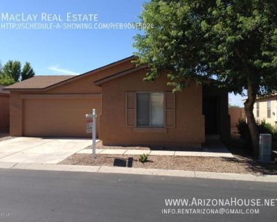 3 bedroom, 2 bath house for rent in San Tan * Community Pool
