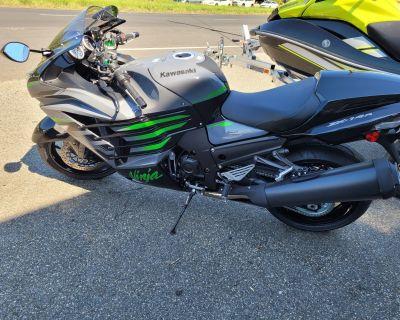 2021 Kawasaki Ninja ZX-14R ABS Supersport Ledgewood, NJ