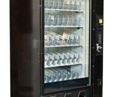 (1) - Dixie Narco DN5591 Bottle Drop Soda Vending Machine!!