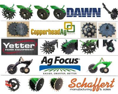 Planter And Drill Closing Wheels