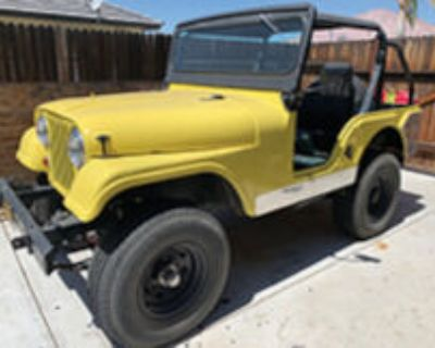 EYE CATCHING, 1965 Jeep CJ5, V6. Recent meticulous ground up