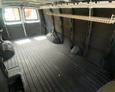 2007 Chevrolet Express Cargo Van Base