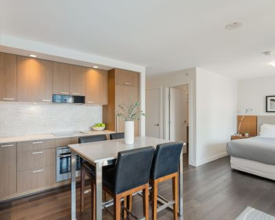 Level Hotels & Furnished Suites STUDIO located in Downtown Vancouver - Downtown Vancouver