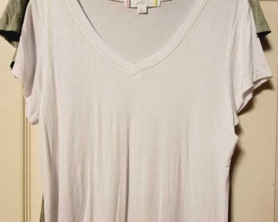 Women's shirts 2 pack