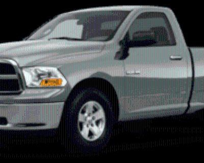 2010 Dodge Ram 1500 ST Regular Cab Regular Bed 2WD