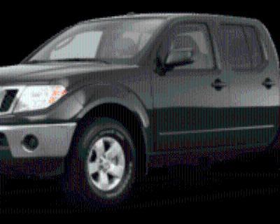 2011 Nissan Frontier PRO-4X Crew Cab 4WD Auto SWB