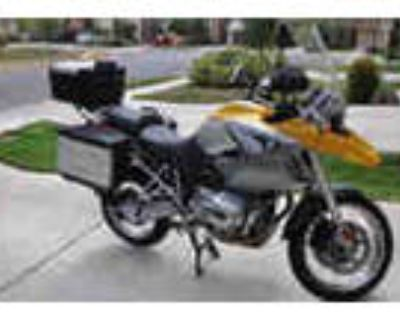 Absolutely Stunning 2005 Bmw R1200 Gs