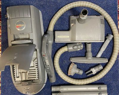 Genuine Electrolux vacuum Canister Model C104A