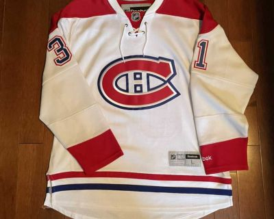 Canadiens Carey price road jersey size L