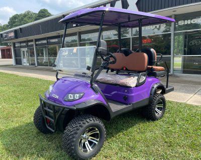 2021 Icon EV i40L Golf carts Richmond, VA