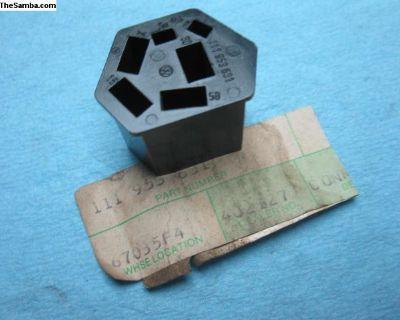 111953641 NOS terminal pin housing ignition
