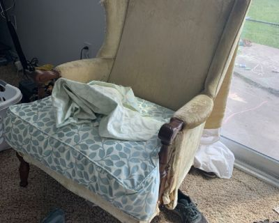 Free Reupholstery Project
