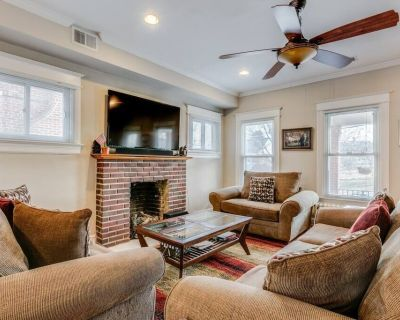LIVE LIKE A LOCAL IN THIS 3-BR DC TOWNHOME - Brightwood
