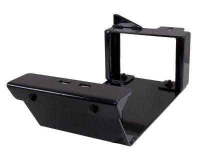 Evap Skid Plate Jeep Wrangler 07-11 Black