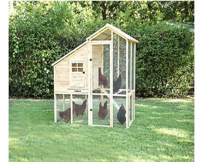 Anyone looking to get rid of their chicken coop?