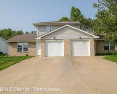 667 W Country Squire Ct, Columbia, MO 65202 3 Bedroom House
