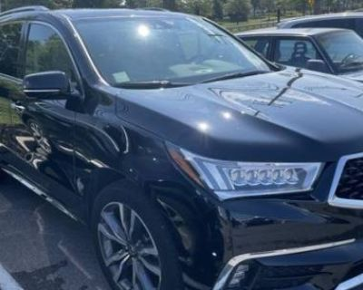 2019 Acura MDX Advance Package