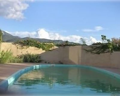 4BR Adobe Home with Pool, Sandia Heights, 360 Degree View - Sandia Heights South