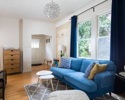 Ideally Located 3BR House Private Quiet and Sunny with Large Garden and Parking - Corona Heights