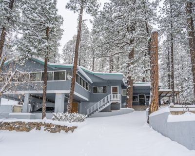 """Tall Pines Cabin With Chimney at """"upper Canyon"""" - Ruidoso"""