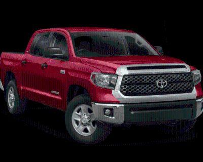 New 2021 Toyota Tundra 2WD SR5 CrewMax 5.5' Bed 5.7L (Natl) Rear Wheel Drive Short Bed