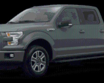 2018 Ford F-150 XLT SuperCrew 6.5' Box 4WD