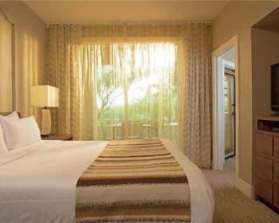 Marriott Canyon Villas 1BD sleeps 4 - W - Desert Ridge