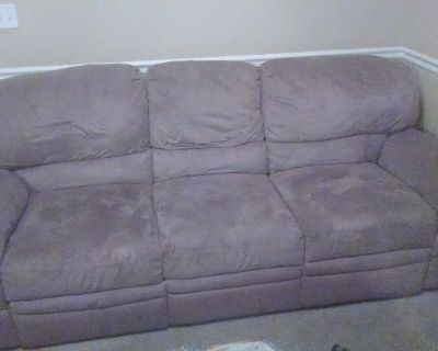 ashley furniture couch set !!