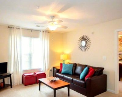 Furnished Mountain Valley Apartment with Balcony
