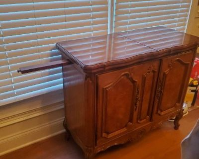 Moving Sale with Furniture, Also Community Yard Sale