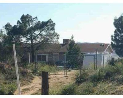3 Bed 2 Bath Foreclosure Property in Anza, CA 92539 - Heller Springs Rd