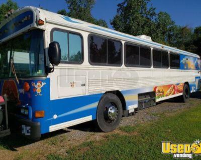 2002 42' Bluebird Bus Kitchen Food Truck / Bustaurant with Restroom