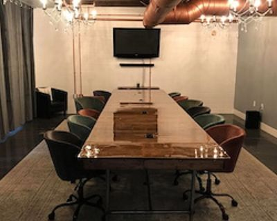 Private Meeting Room for 12 at Nine3One