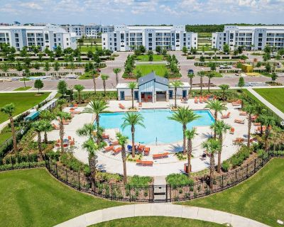 All new apartment in luxurious Storey Lake community. 10 miles to Disney! NEW LISTING - Kissimmee