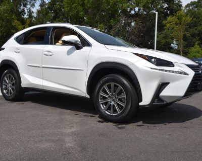 Certified Pre-Owned 2018 Lexus NX 300 FWD SUV