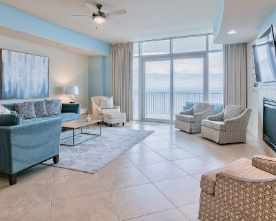 *New Rental*Luxurious Turquoise Place! Hot tub & grill on private deck! Luxury! - Orange Beach