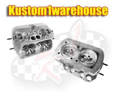 big valve dual port cylinder heads VW Volkswagen