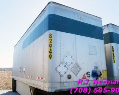 2004 Great Dane 28X102 Pup Trailer