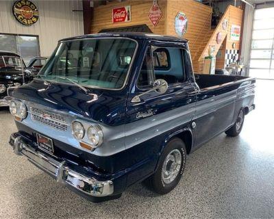 1962 Chevrolet Silverado