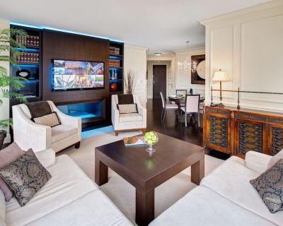 Ultimate Yorkville Luxury - Two-Bedroom Corner Suite (Kitchen, Balcony) [N3] - Bloor-Yorkville