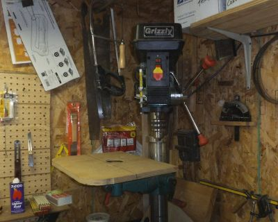 Grizzly Bench Drill Press