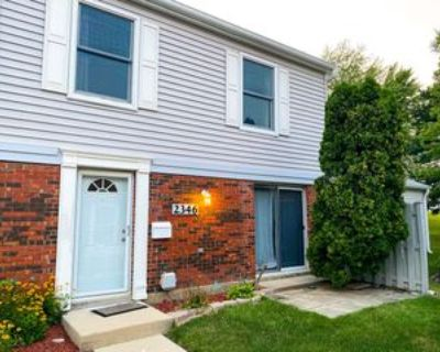 2346 Old Kings Ct #2346, Schaumburg, IL 60194 2 Bedroom House