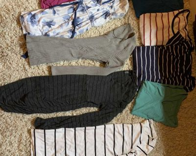 Maternity shirt lot