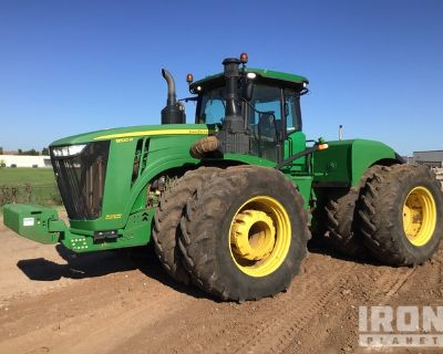 2015 (unverified) John Deere 9520R Articulated Tractor