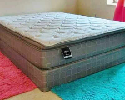 New Mattress & Boxspring Sets; In Stock with Same Day Pickup or Delivery!