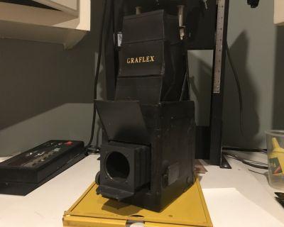 WTB- Graflex 2x3 slotted roll/sheet/grafmatic film holder