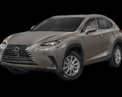 New 2021 Lexus NX 300 Base